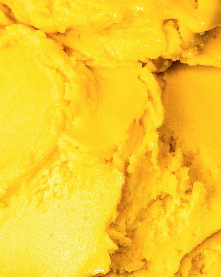 Messina's Mango Sorbet