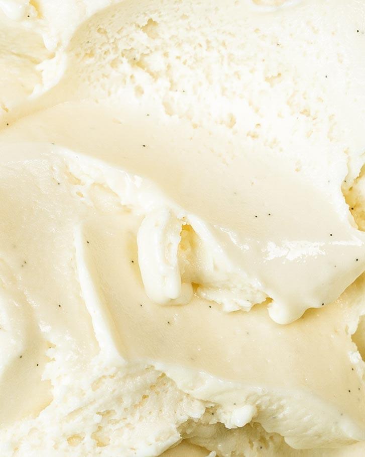 Messina's Vanilla Gelato