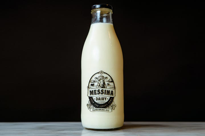 Messina Jersey Milk – Now Available In Glass And Plastic Bottles