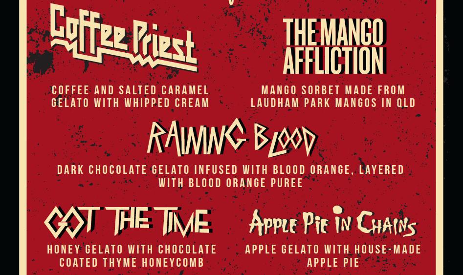 Download Festival menu