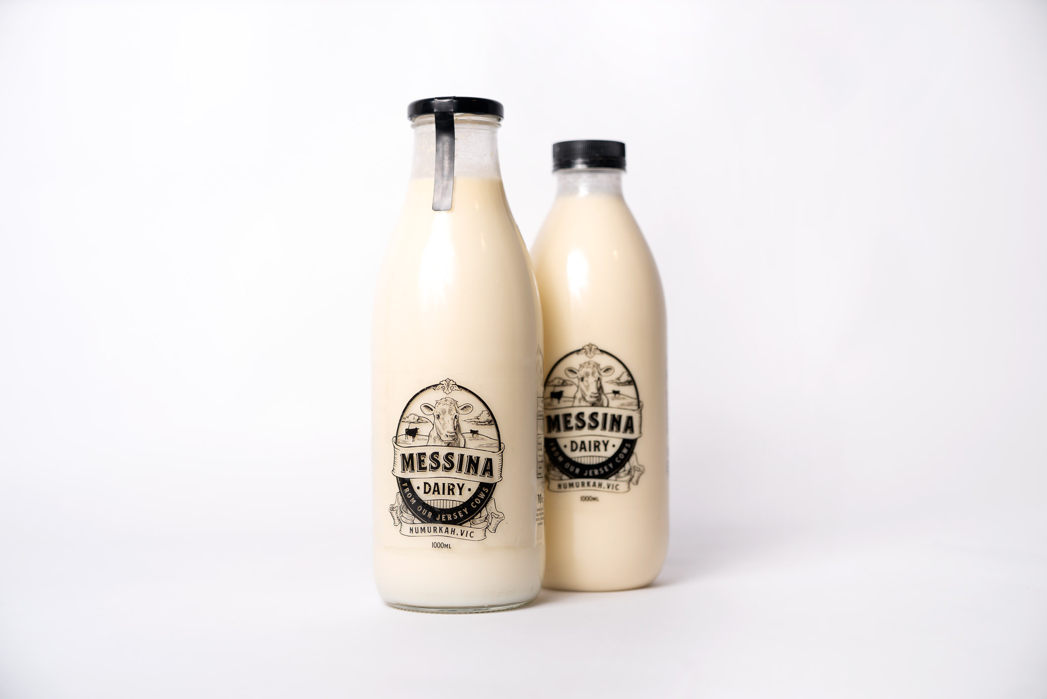 Messina Jersey Milk Is A State Winner In The 2020 Delicious Produce Awards
