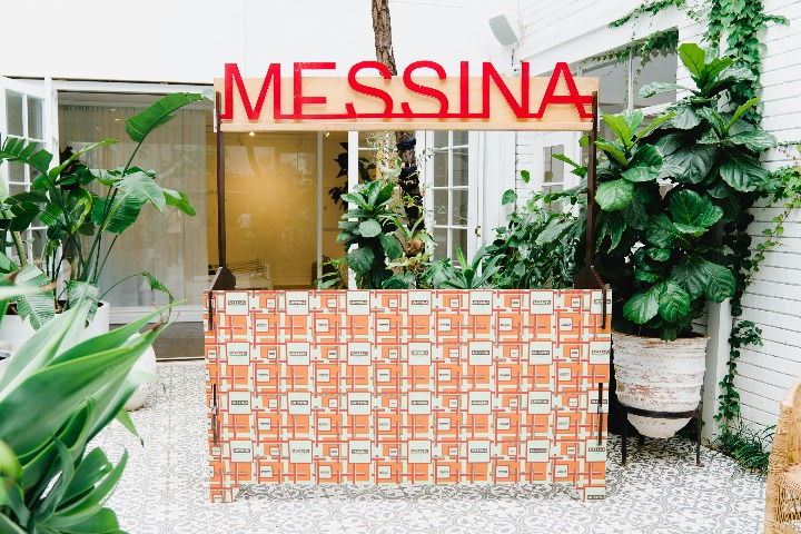 Messina App Unwrapped: July