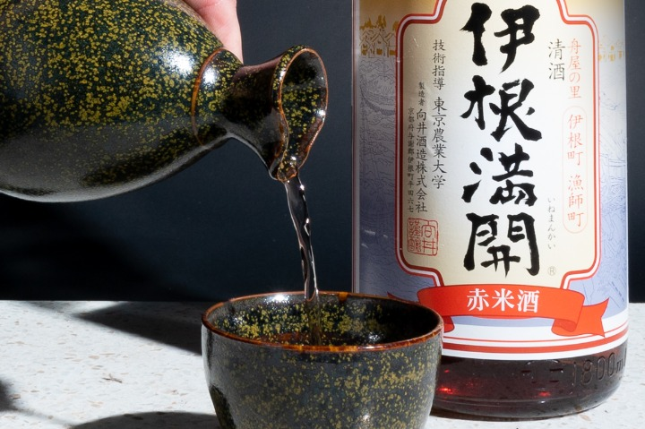 For Goodness Saké — This Week's Japanese Pairing At The Creative Department