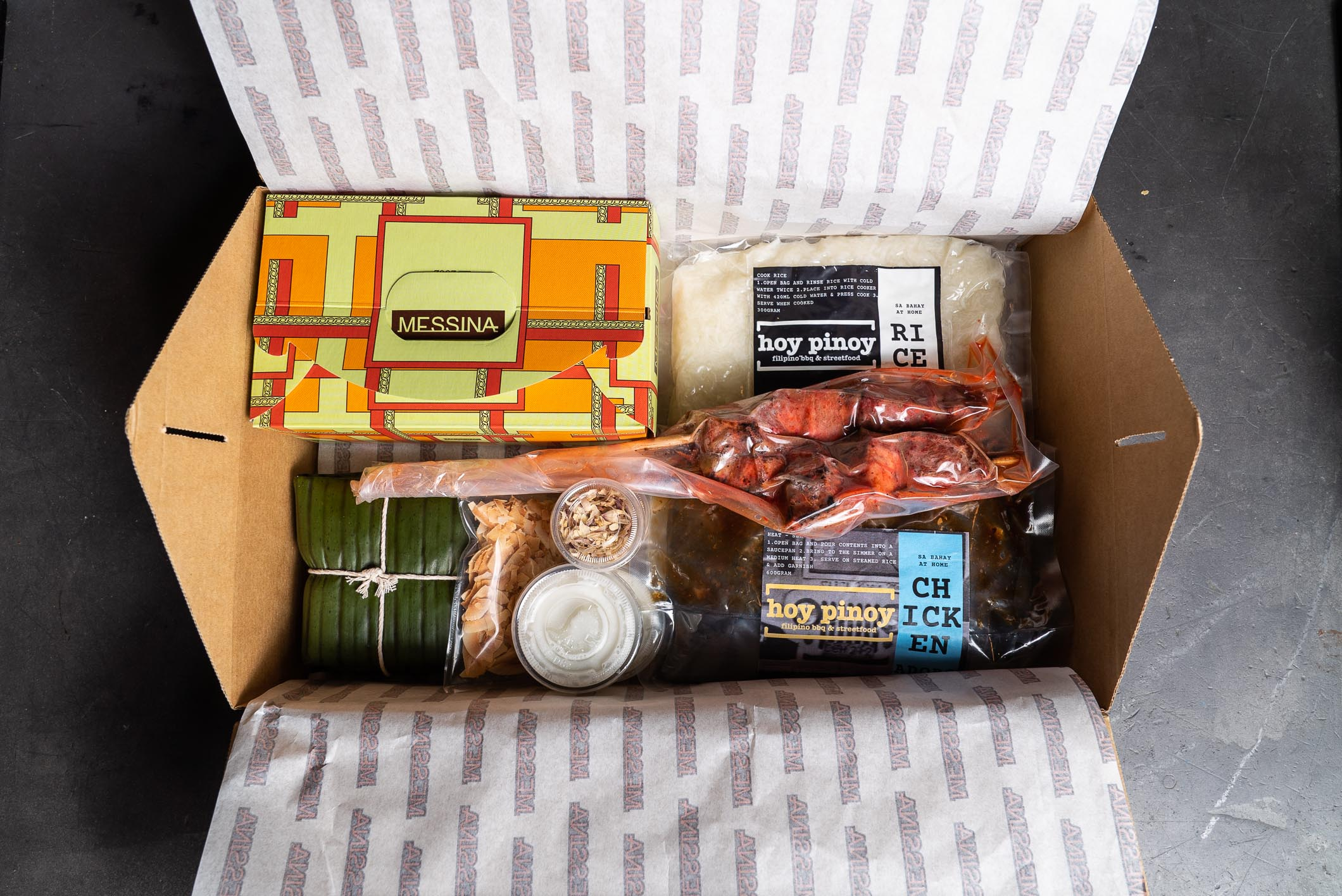 Messina X Hoy Pinoy Take Home Dinner Packs – Order Today
