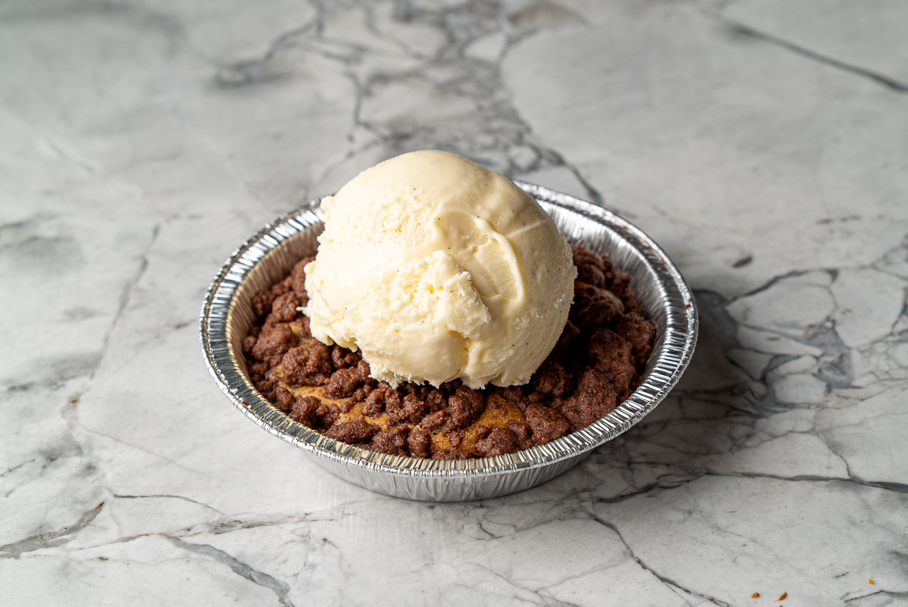 Warm Cookie Pies At Select Stores