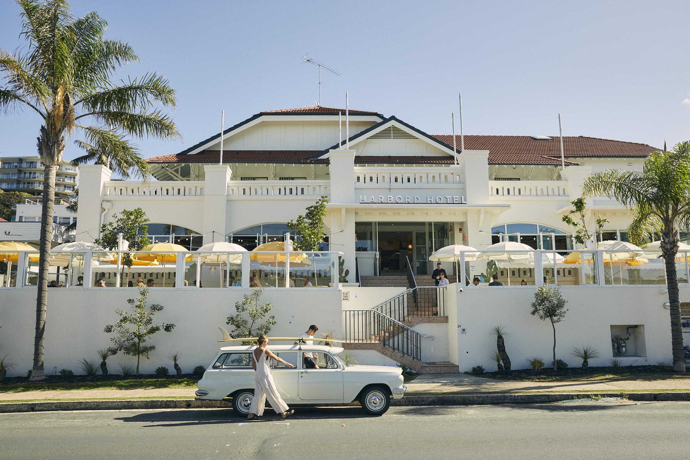 Harbord Hotel Drive Through Freshwater