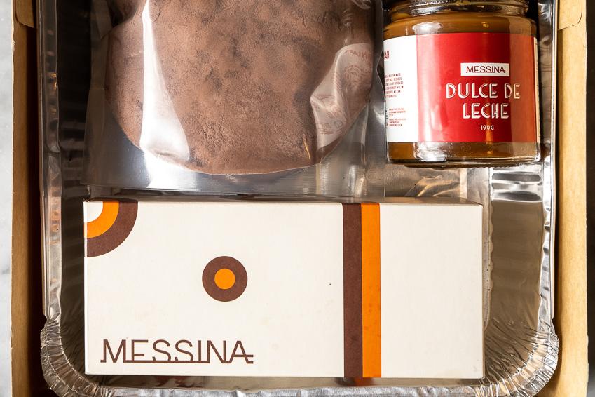Bake At Home Brownie Kit — Doorstep Delivery