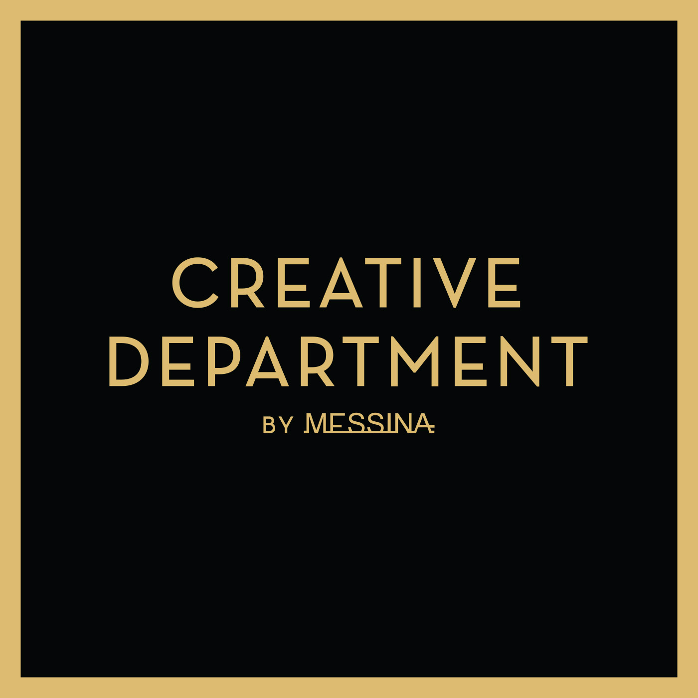 The Creative Department  - Messina's Degustation Experience