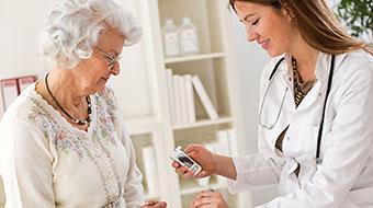 Healthcare checks image