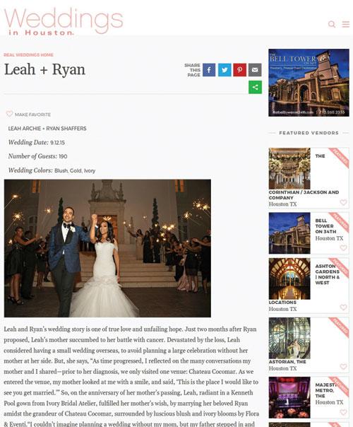 Leah & Ryan