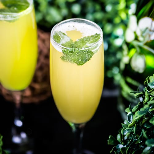 Pineapple Mimosa - Premium Bar