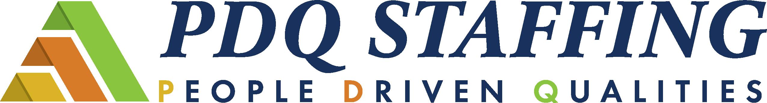 PDQ Staffing's Company logo