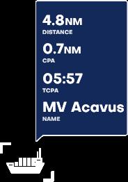 Orca-AI vessel warning