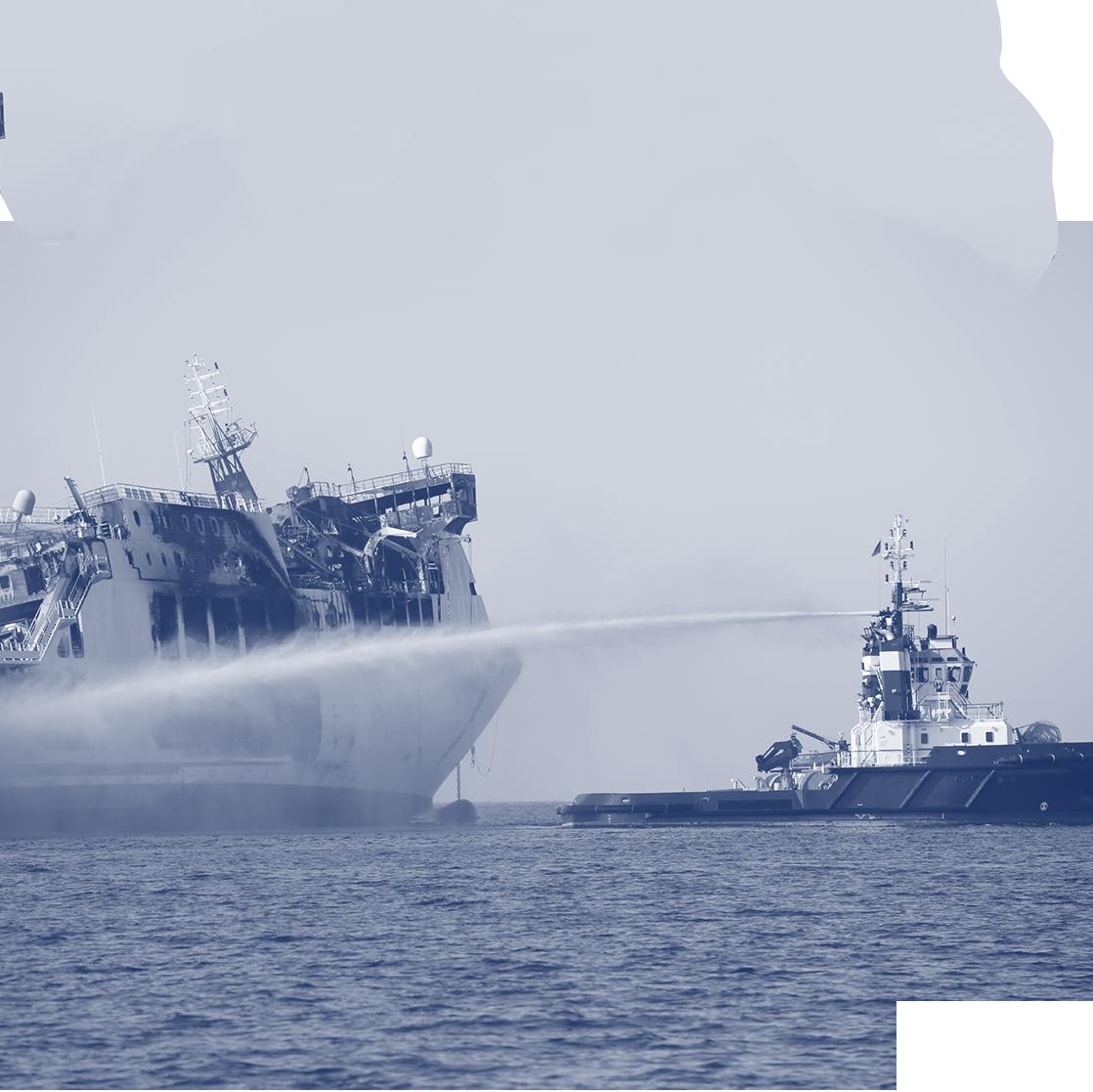 Ship accident Orca-AI