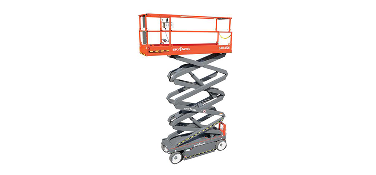 Rental Skyjack Scissor Lift SJIII3220
