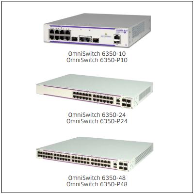 OmniSwitch 6350