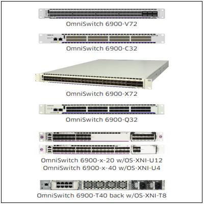 OmniSwitch 6900