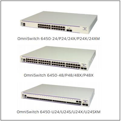 OmniSwitch 6450