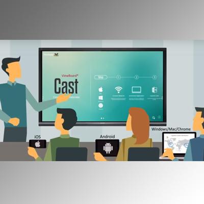 Écran interactif 4K ViewBoard®