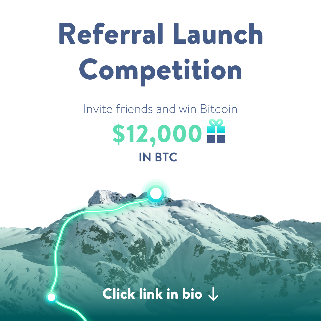 Referral invites rewards