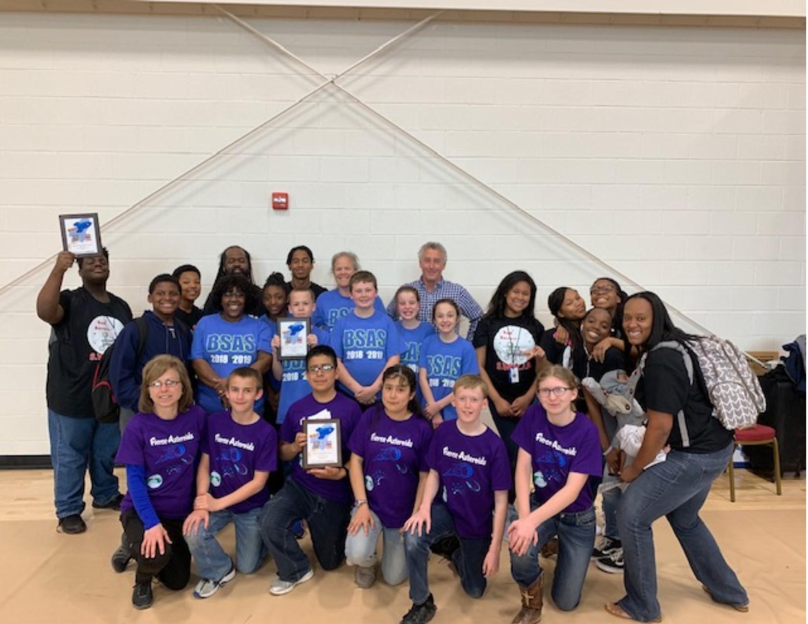 Lego Robotics 2019 Bentonville SDA School and Southwest Adventist Junior Academy