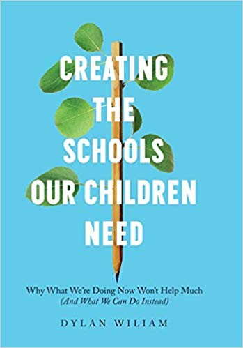 Creating the Schools Our Children Need, 2018