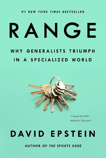 Range:  Why Generalists Triumph in a Specialized World, 2019