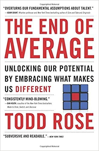 The End of Average:  Unlocking Our Potential by Embracing What Makes Us Different, 2016