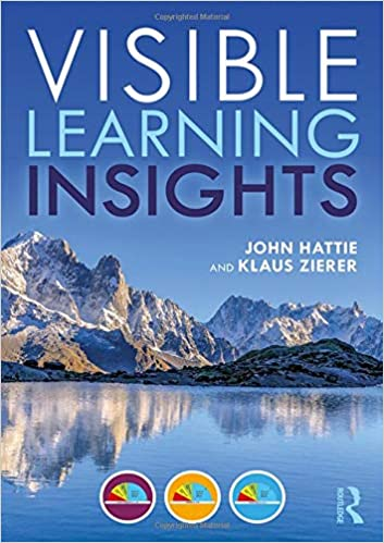 Visible Learning Insights, 2019