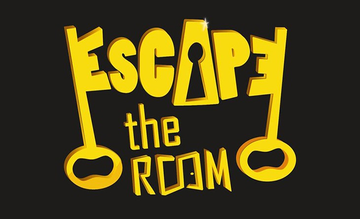 Escape the Room; Your Kids Will LOVE IT!!!