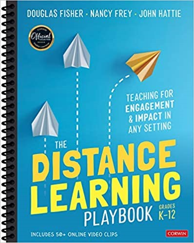 The Distance Learning Playbook Grades K-12, 2020