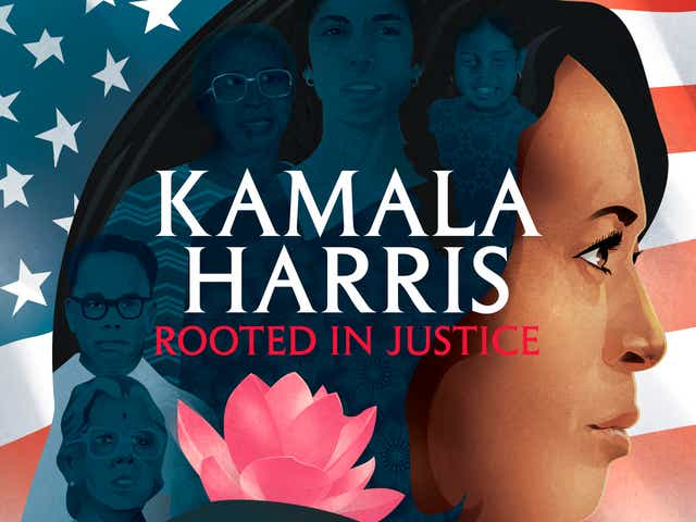 Kamala Harris: Rooted in Justice, 2020