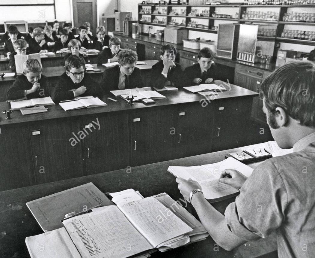 21 THE GRAMMAR OF SCHOOLING