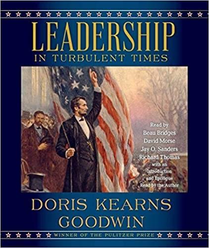 Leadership in Turbulent Times, 2018
