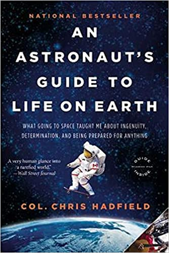 An Astronaut's Guide to Life on Earth, 2013