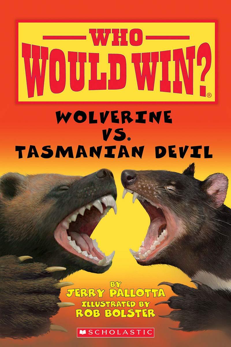 Who Would Win: Wolverine vs. Tasmanian Devil