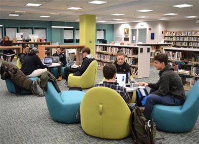 REDESIGNING SCHOOL LIBRARIES FOR THE 21ST CENTURY