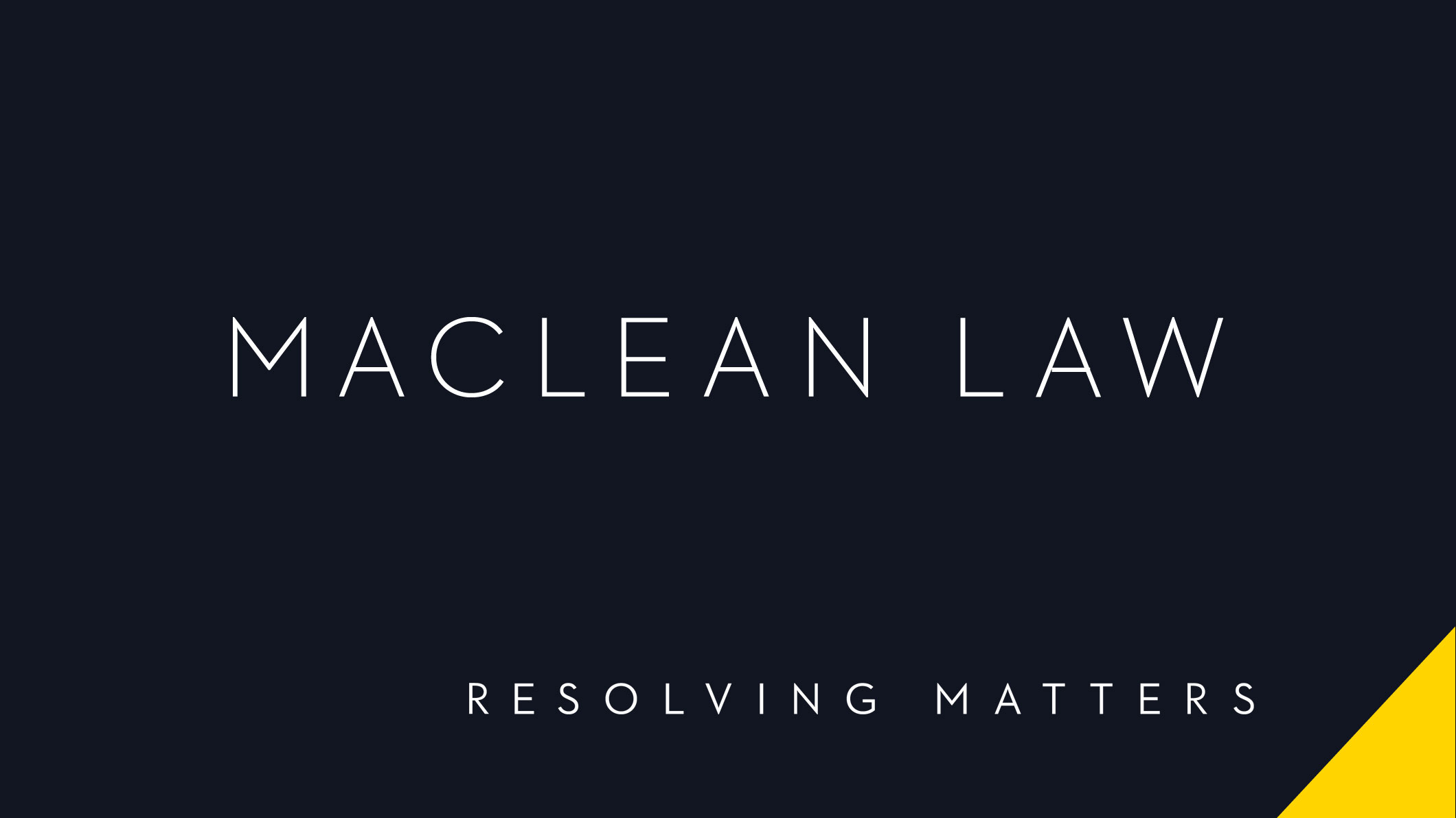 MacLean Family Law Group