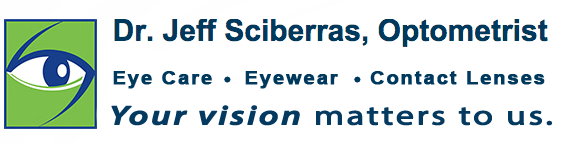 Dr. Jeff Sciberras, Optometrist