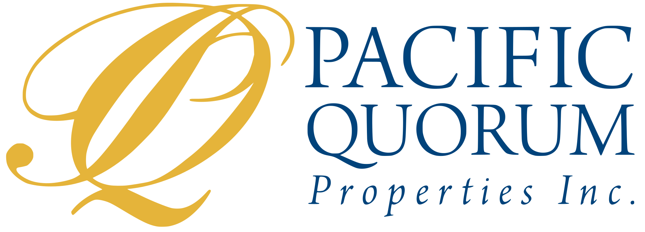 Pacific Quorum Properties Inc.