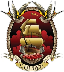 The Golden Pearl Tattoo