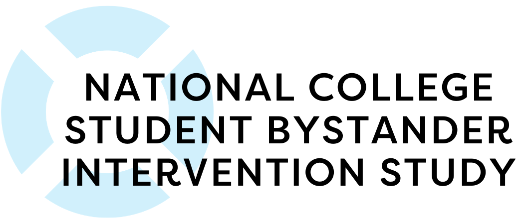 National College Student Bystander Intervention Study