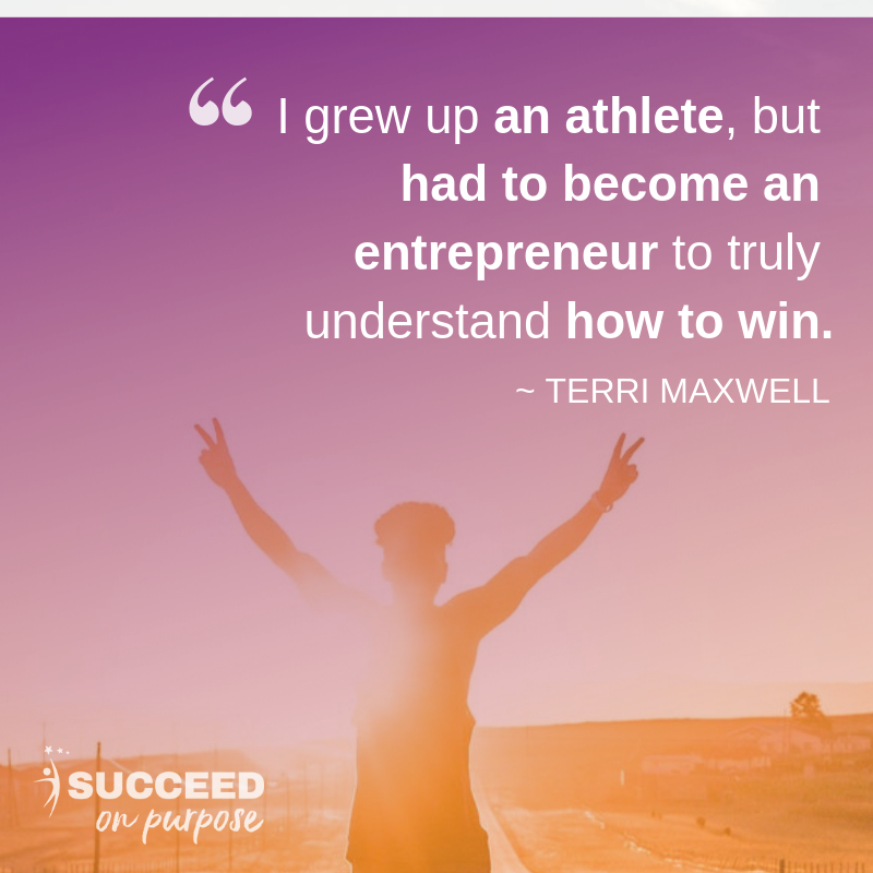 Succeed On Purpose Quote