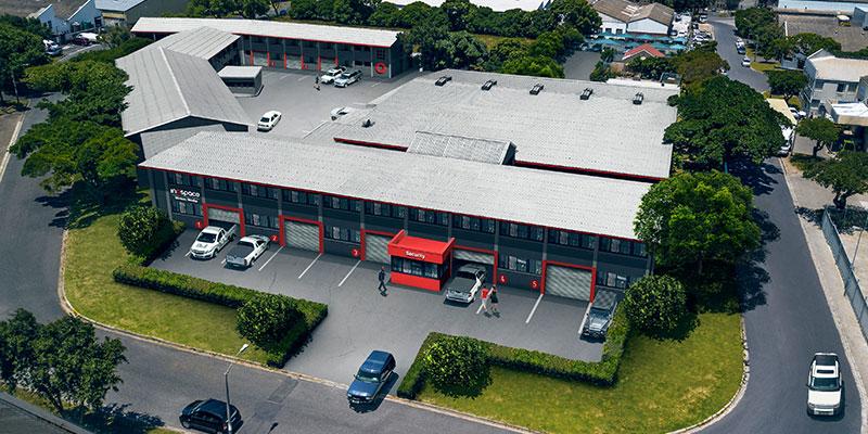 Wetton Works Inospace Business Park