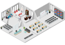 Mega Office Space Inospace