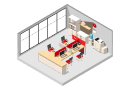 Mini Office Space Inospace