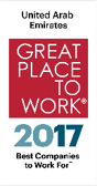 Great Place to Work Award 2017