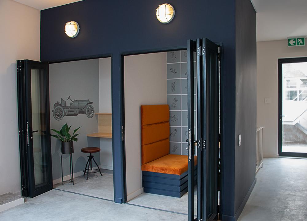 inospace office location - interior