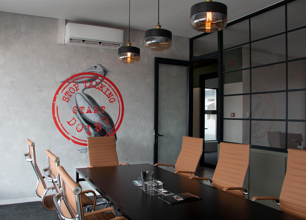 inospace office location - meeting room