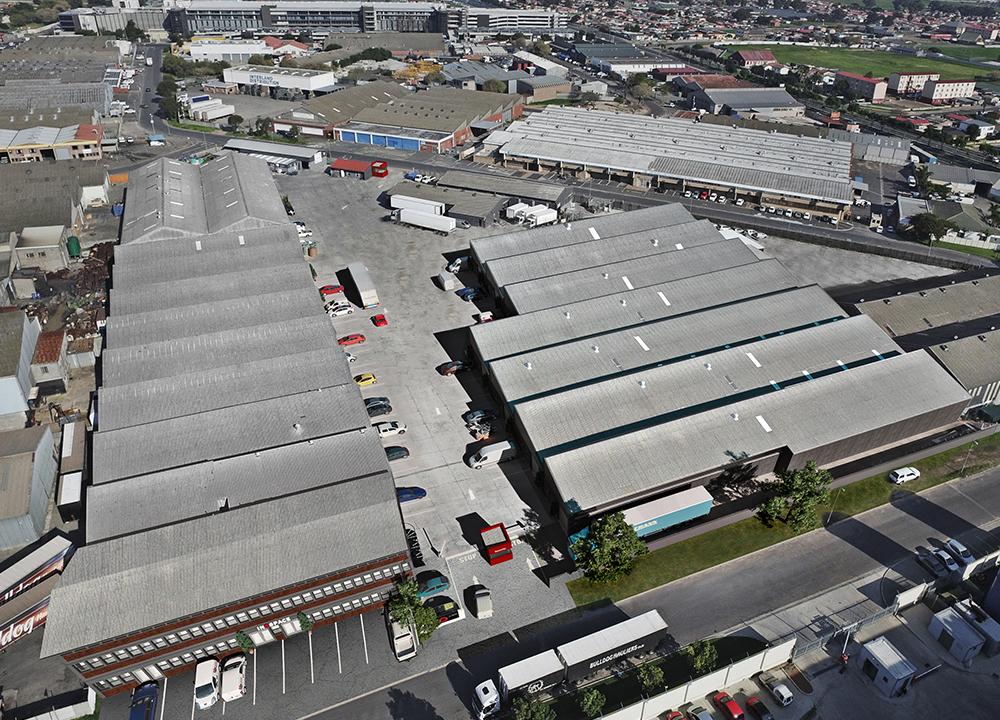 inospace warehouse location